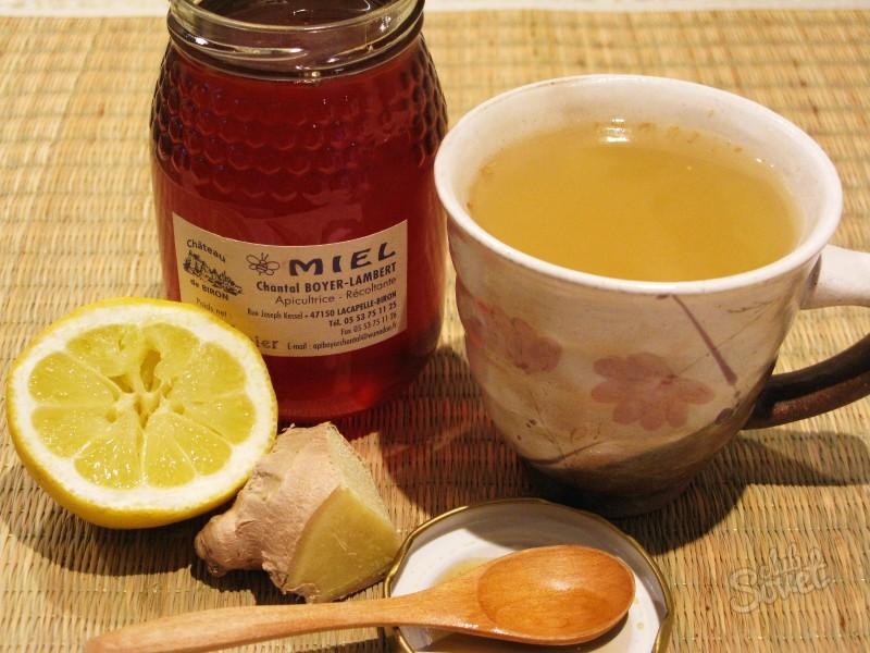 Имбирь и лимон для похудения (4 рецепта, отзывы)