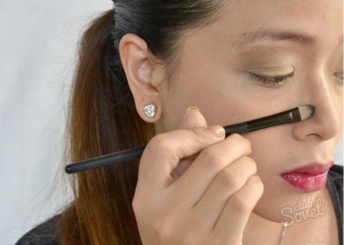 Как сделать нос визуально меньше с помощью макияжа