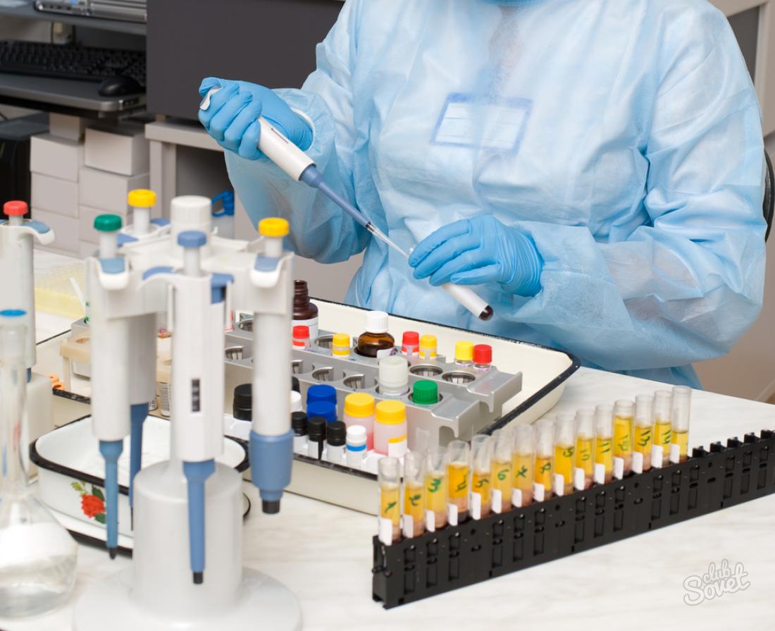 Лабораторная ПЦР-диагностика туберкулеза