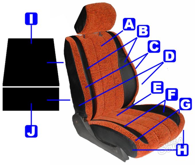 Как сшить чехлы для дивана своими руками
