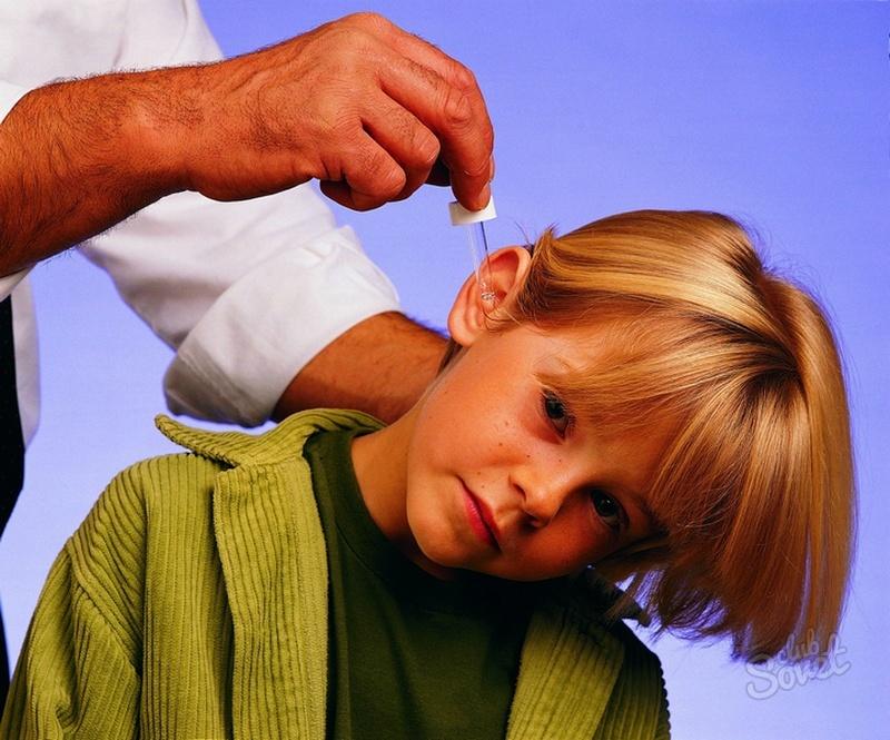 У ребенка стреляют уши что делать в домашних условиях 457