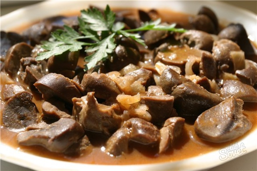 Как приготовить говяжьи почки вкусно и быстро