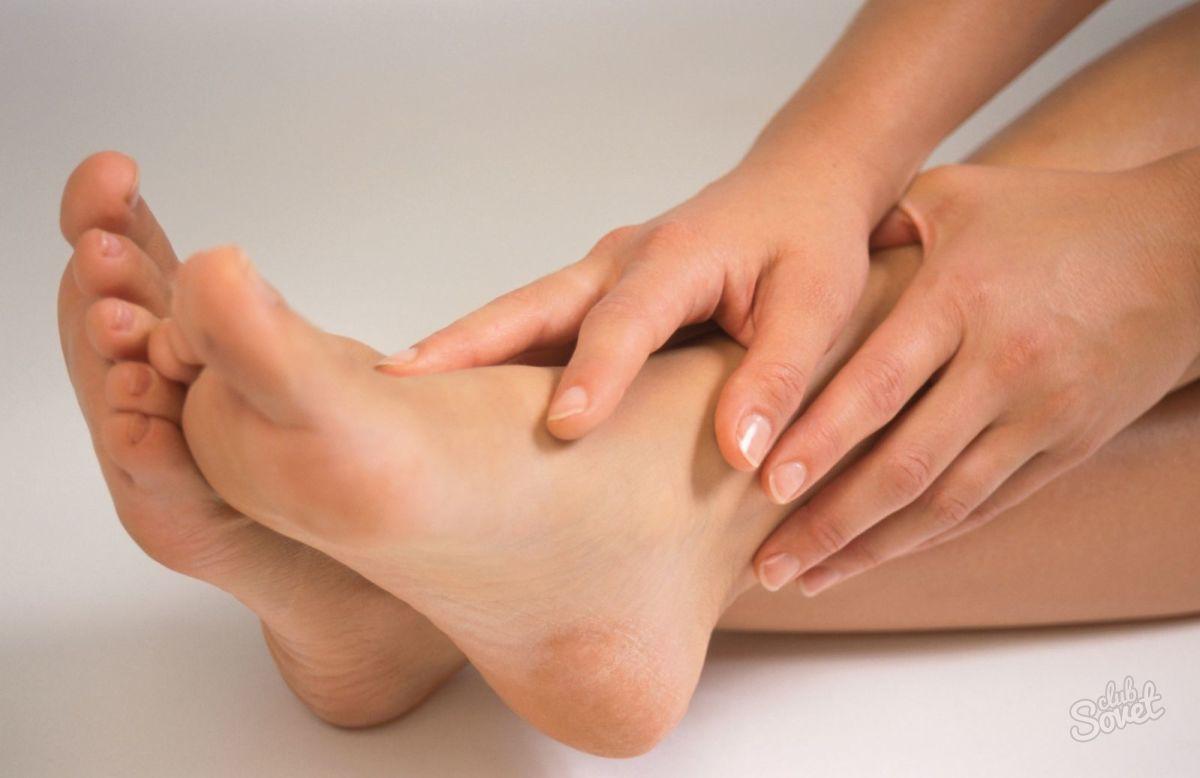 Как вылечить мозоль между пальцами ног в