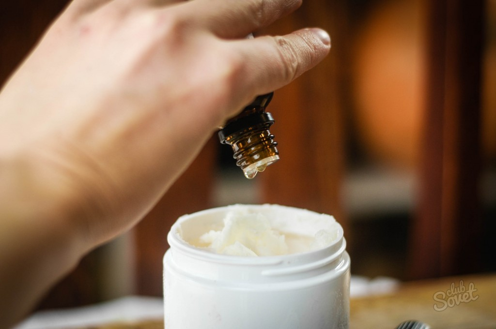 Крем из масел для лица своими руками