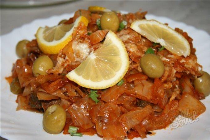 Солянка овощная в мультиварке рецепт с фото