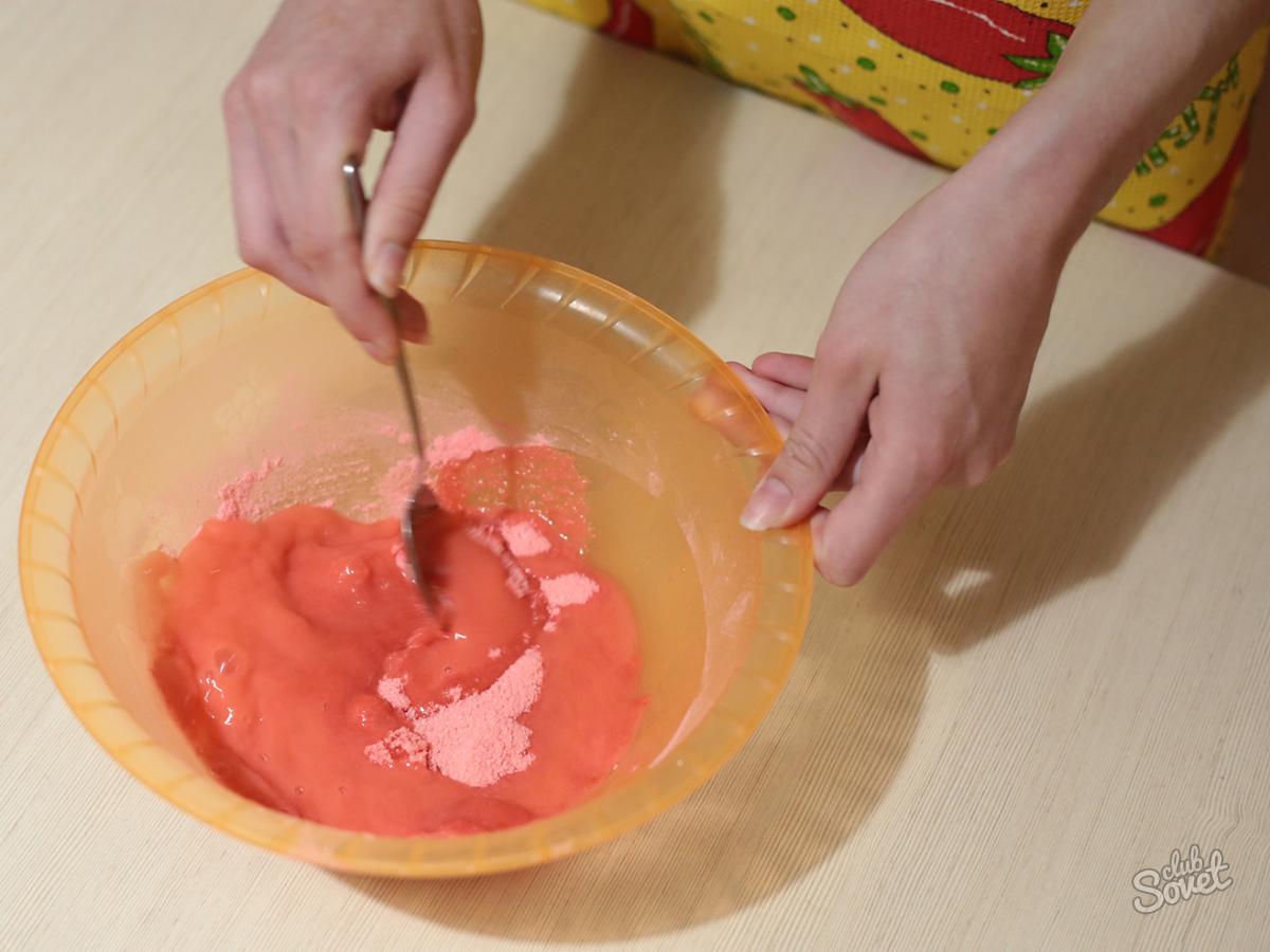 Как варить кисель пошаговый рецепт