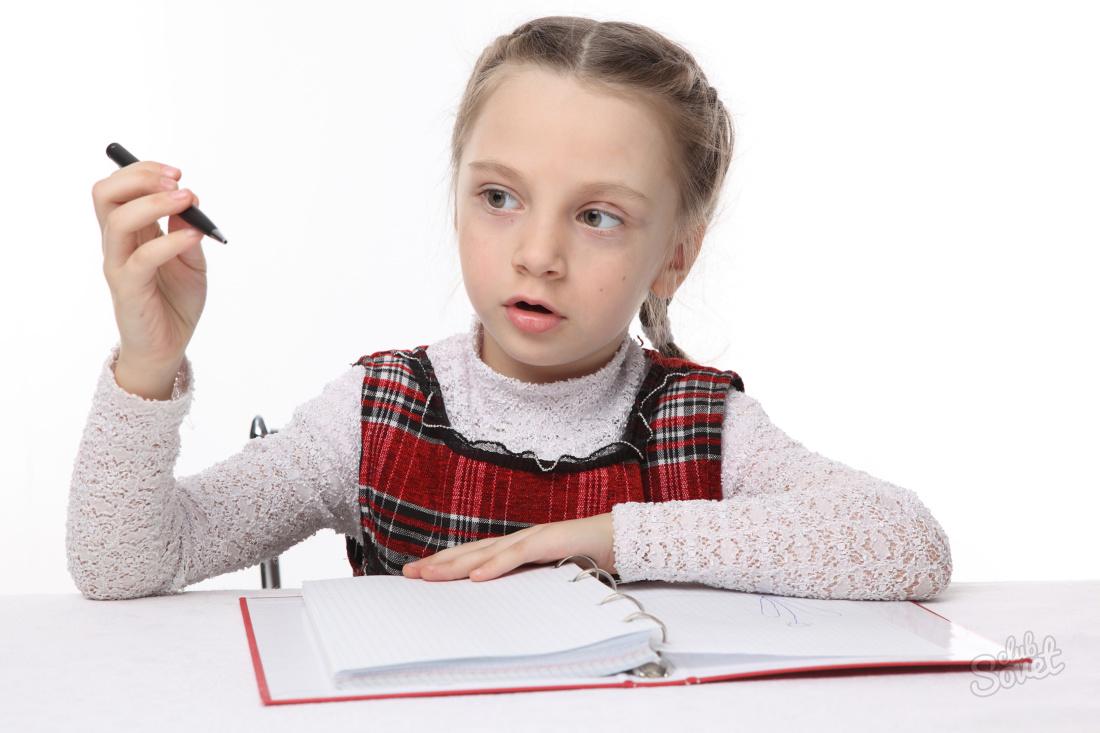 Фото детей с шариковыми ручками
