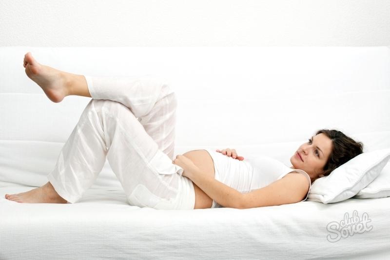 Запрещенные позы для беременных 15