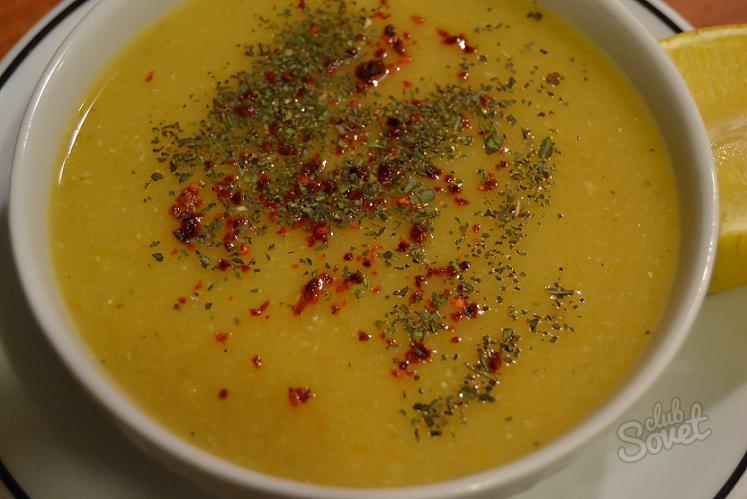 Как приготовить турецкий суп