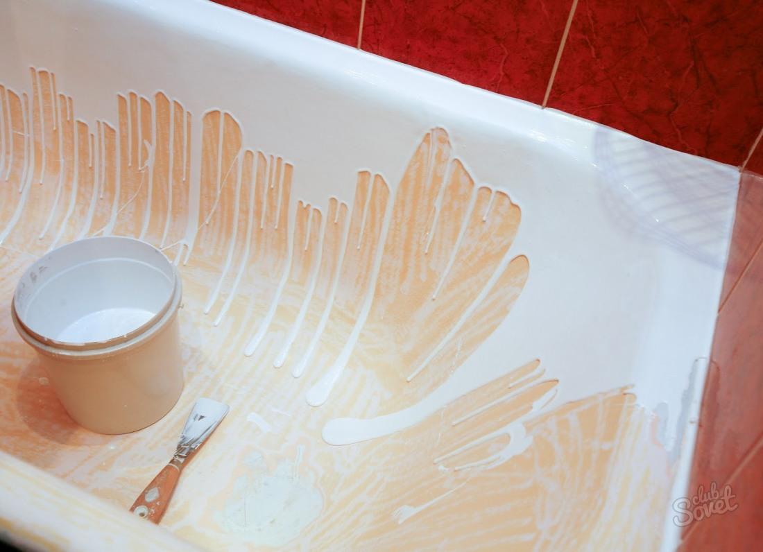 Как покрыть ванну акрилом в домашних условиях своими руками 52