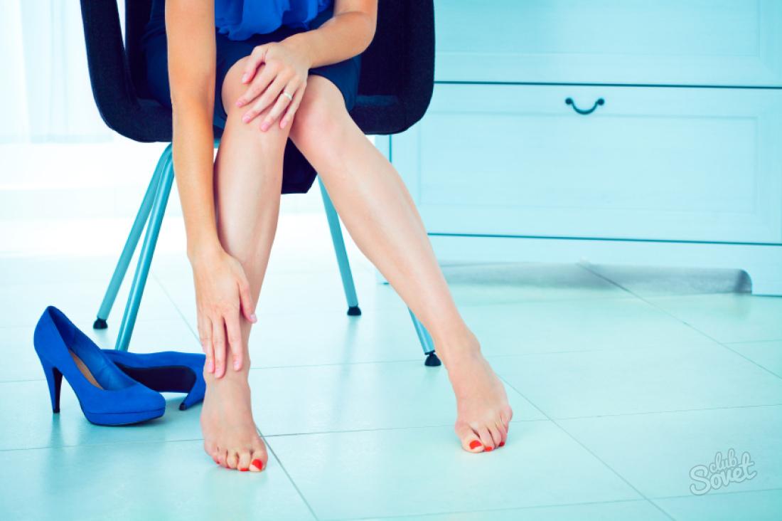 Как сделать ноги пополнее