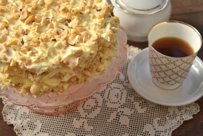 Сливочный крем для торта фото