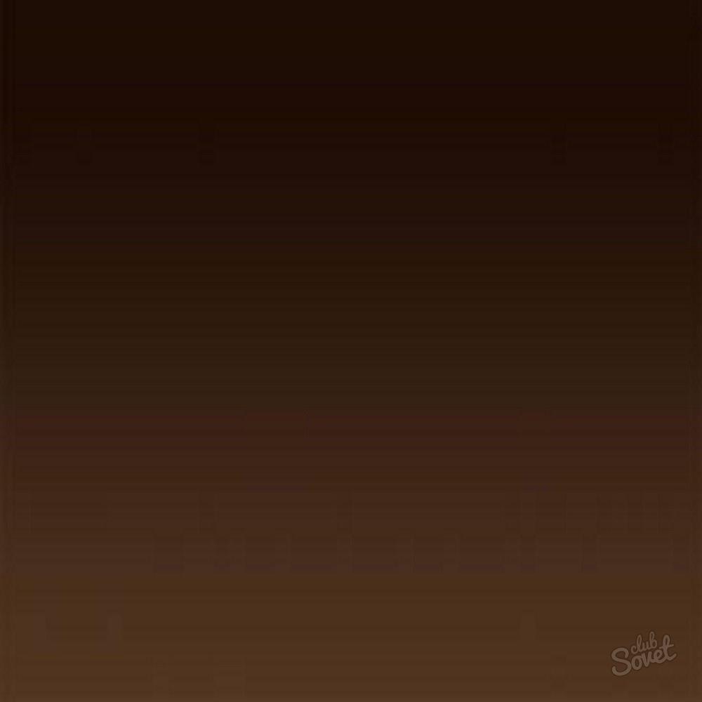 Цвет коричневый фото