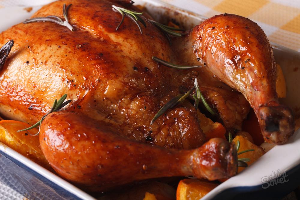 рецепты курицы в рукаве для запекания с картошкой в духовке