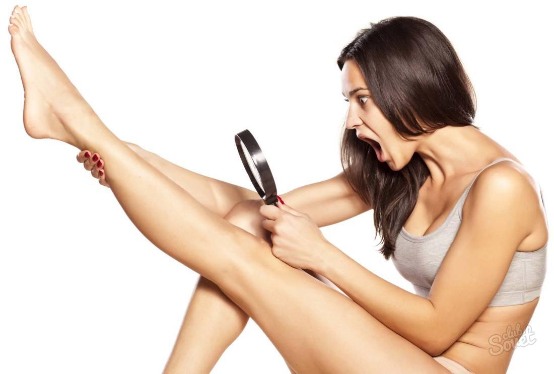 Как избавиться от волос девушке