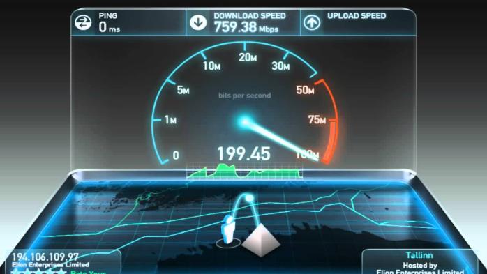 Как сделать чтобы скорость интернета была выше