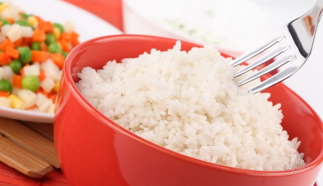 Как сварить рассыпчатый рис с