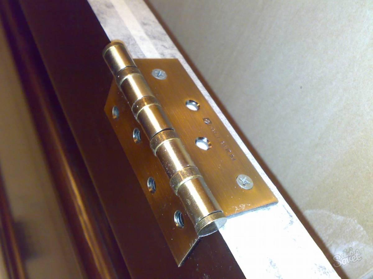 Двери с петлями своими руками 84