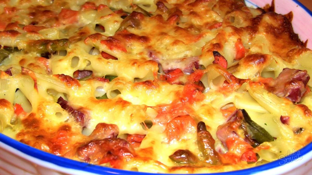 Как приготовить спагетти вкусно рецепты с фото пошагово