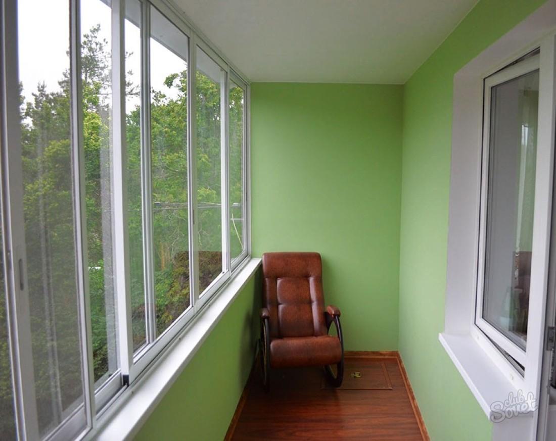 Обшить гипсокартоном балкон своими руками