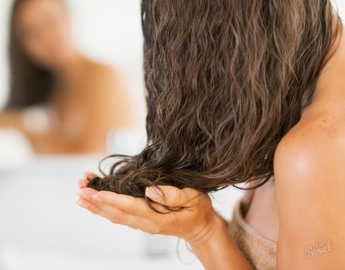 Чем мыть волосы для роста волос