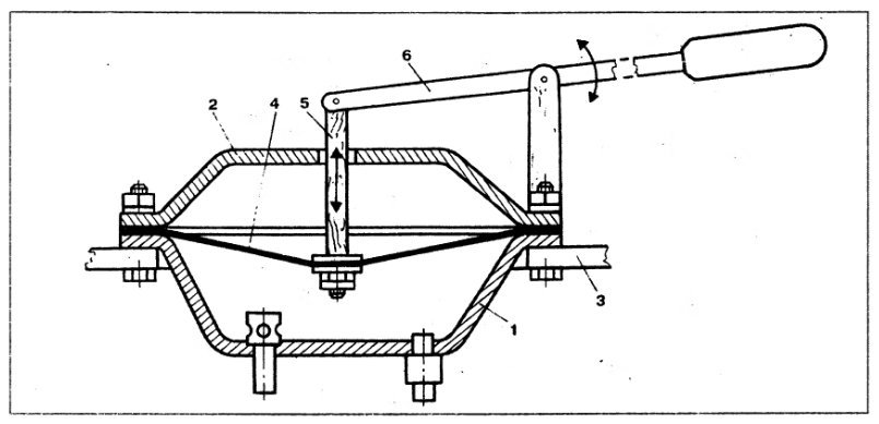 центробежный насос для лодки своими руками