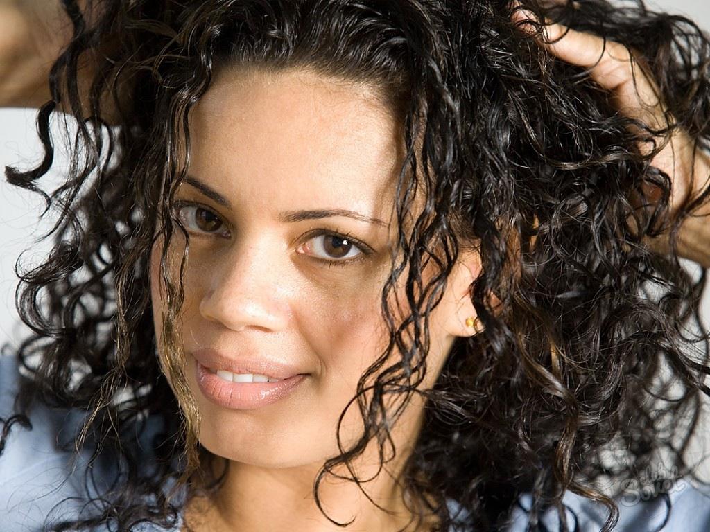Как сделать волнистые волосы как мокрые