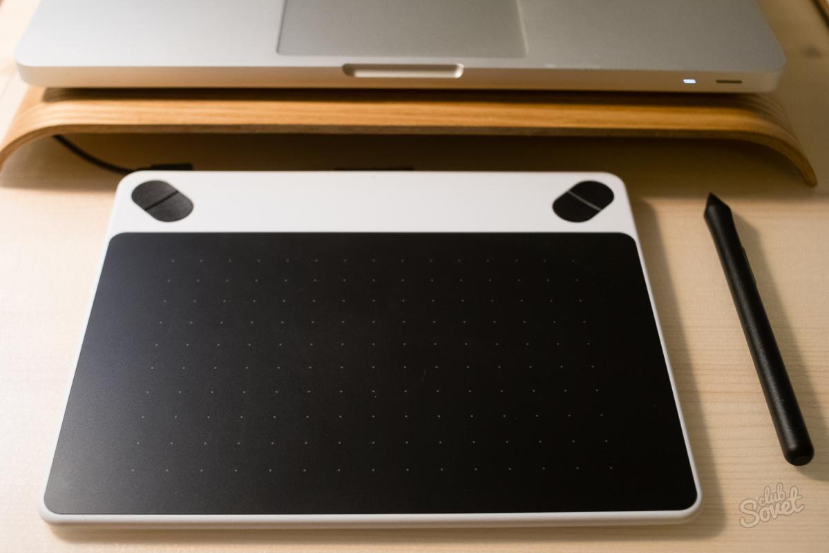 Как сделать из обычного планшета графический планшет