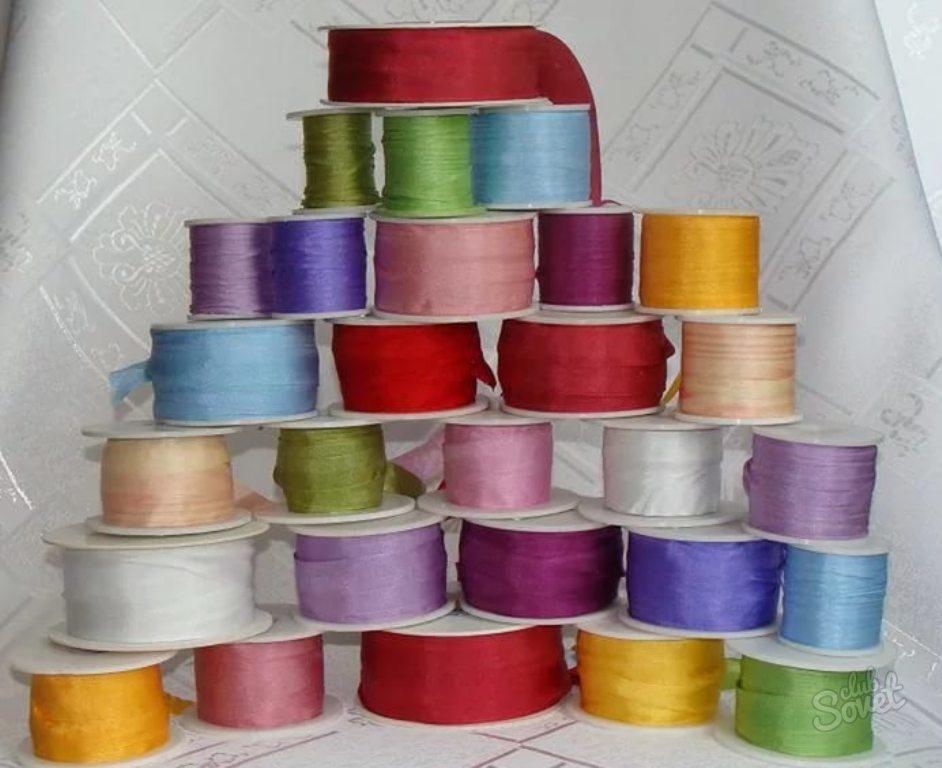 Как выбрать ленты для вышивки лентами