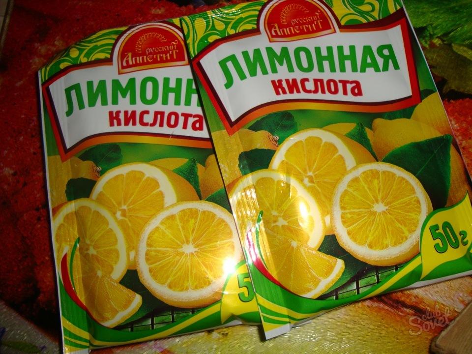 Очистка скважины лимонной кислотой своими руками