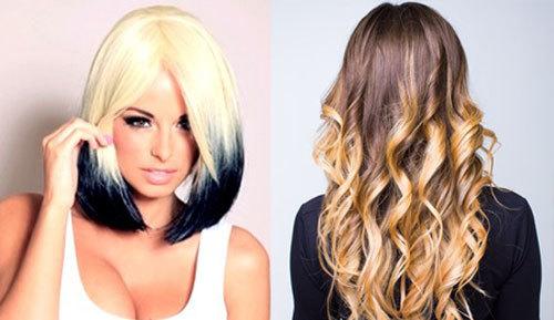 Как покрасить кончики волос. Чем покрасить кончики волос. Хотите выделиться из толпы? Покрасьте кончики волос во все цвета радуг