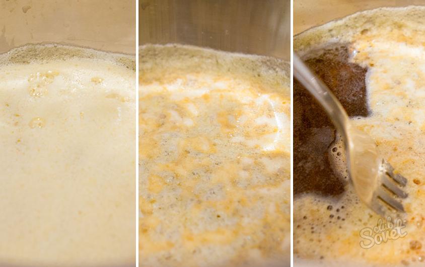 Как в домашних условиях сделать топленое молоко 574