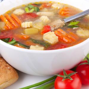 Фото луковый суп для похудения