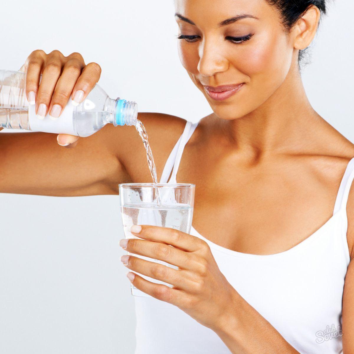 Как похудеть что нужно пить