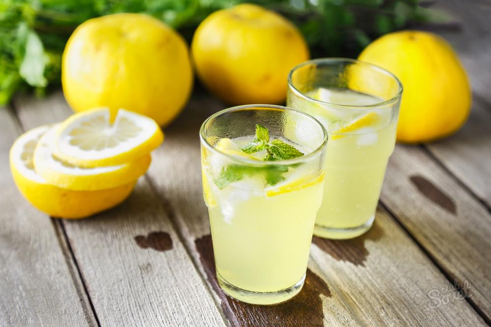 Вода С Лимоном Для Похудения.