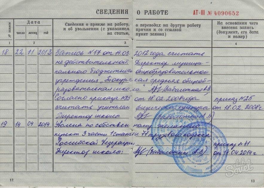 Если начальник не подписывает заявление на увольнение — Kpasnokamsk