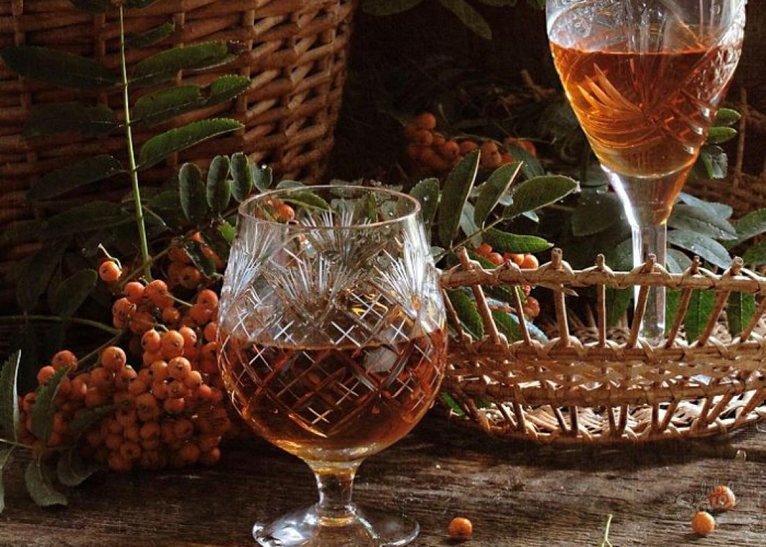 Как сделать сок из рябины фото 936