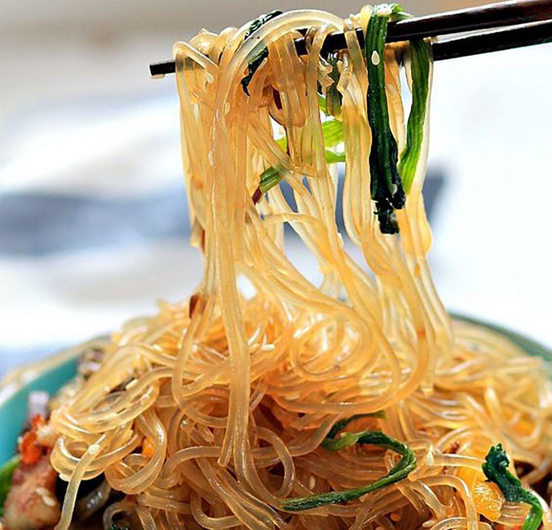рецепты блюд из фунчозы фото собраны овальные корзинки