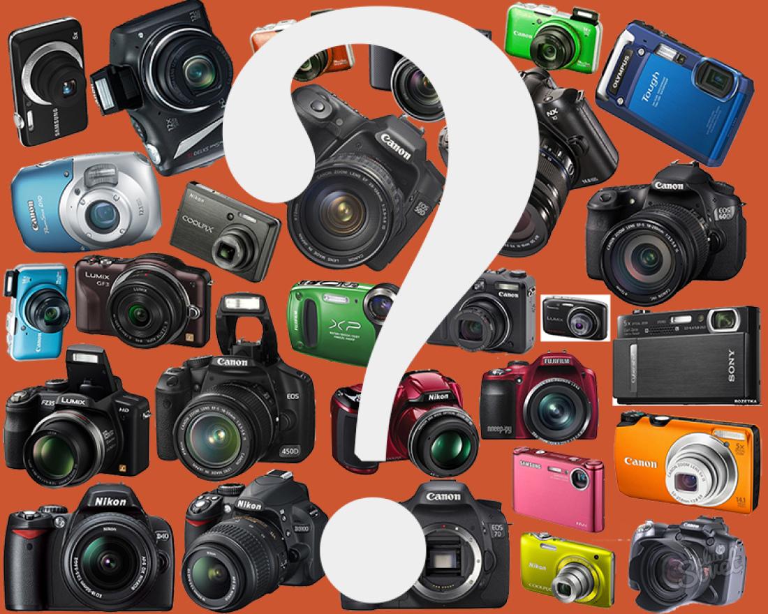 как правильно выбрать профессиональный фотоаппарат