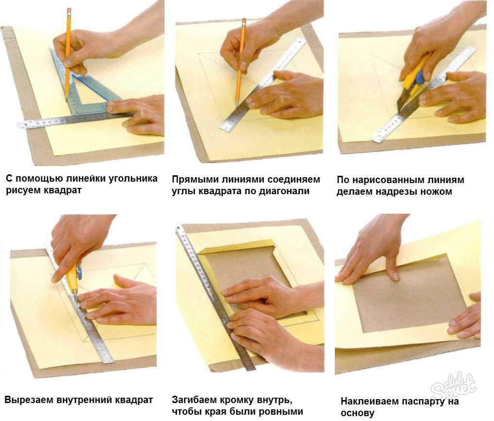 Годовщиной, как сделать вокруг картинки паспарту