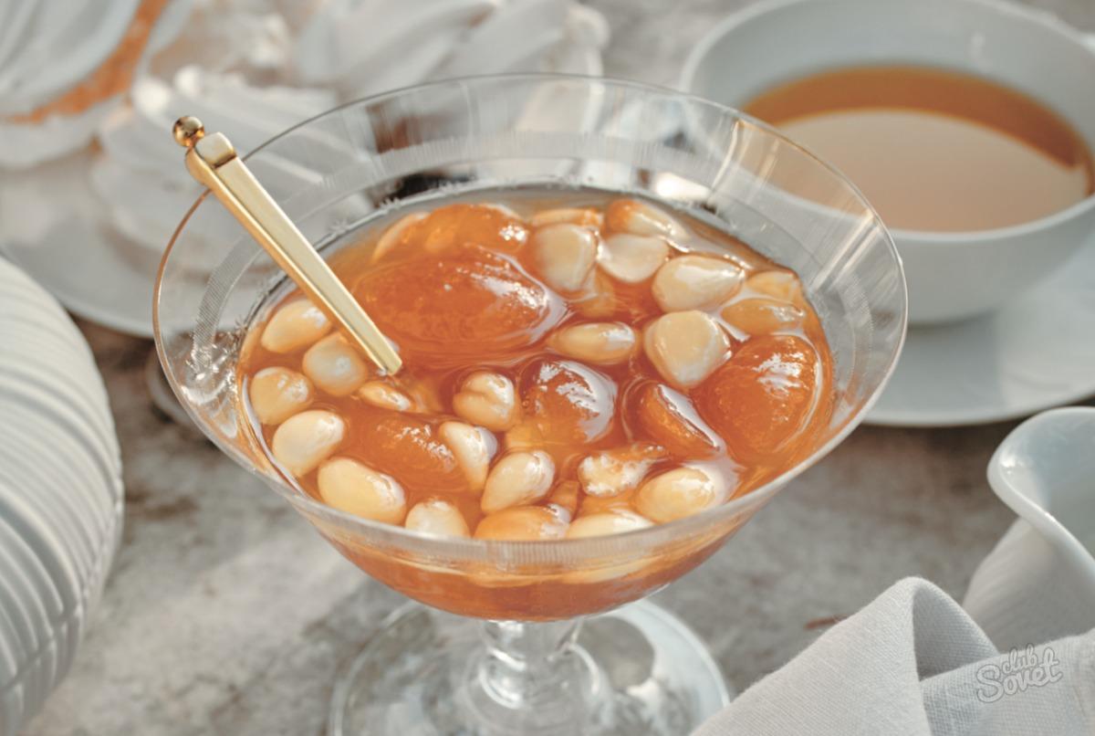 Варенье из абрикосов с корицей рецепт
