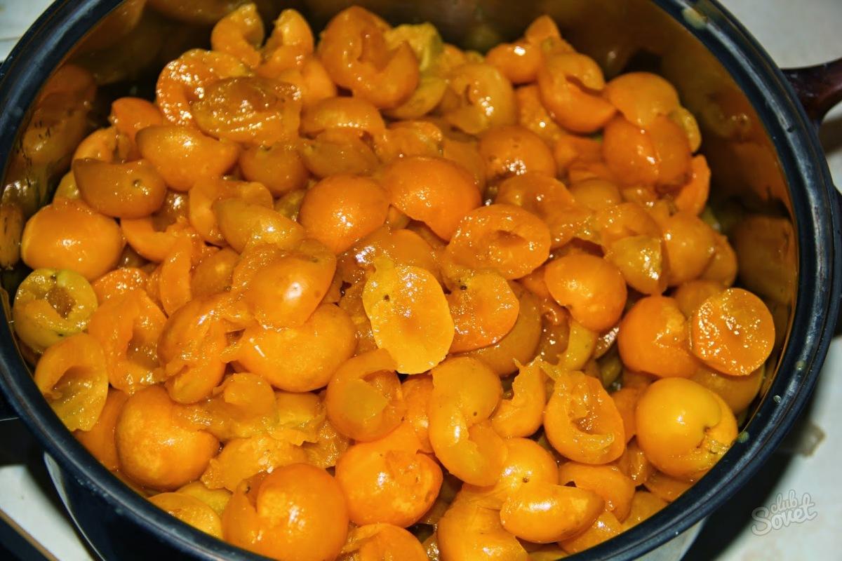Желтые сливы на зиму рецепты с фото