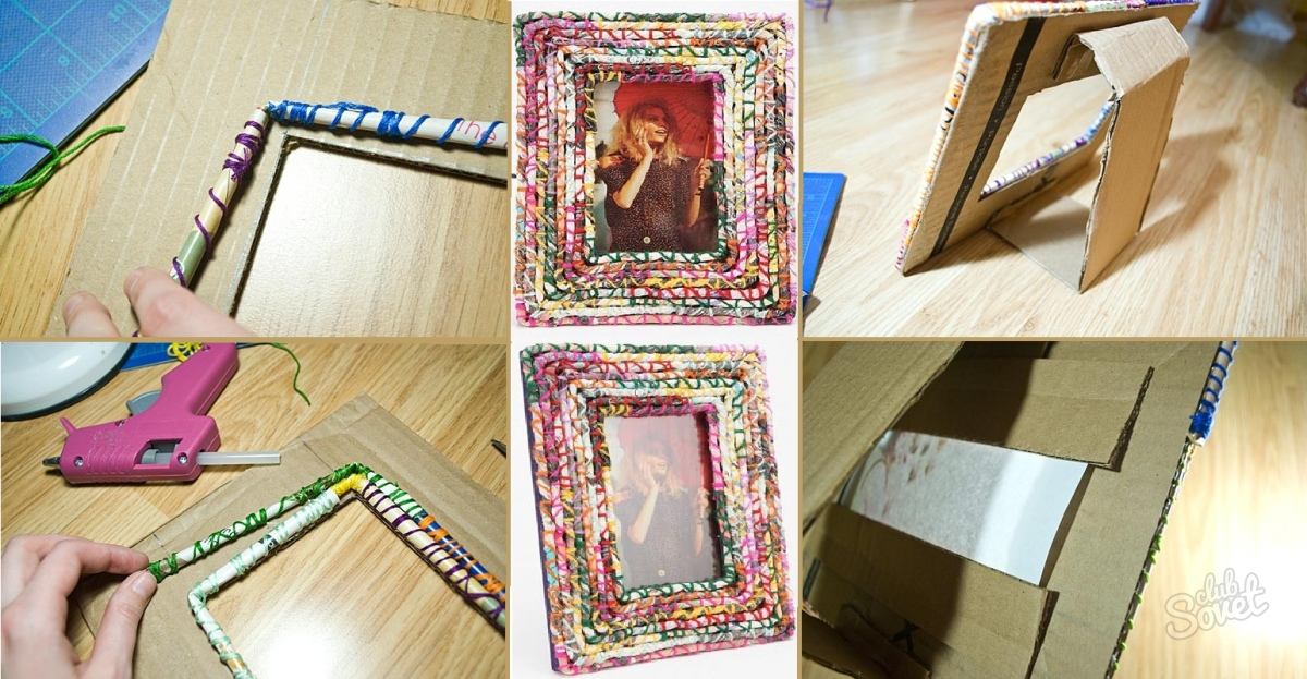 популярные самодельные рамки для фотографий из макарон психологи