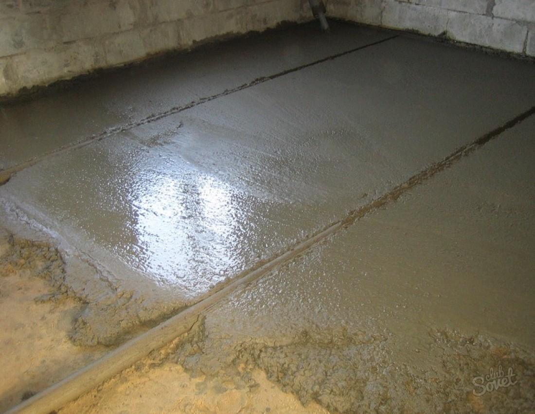 как залить бетонные полы фото бесплатно прикольную