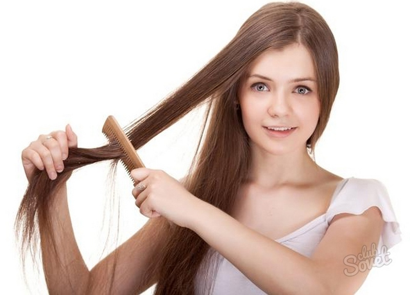 расчесывать волосы картинка задача прихожей