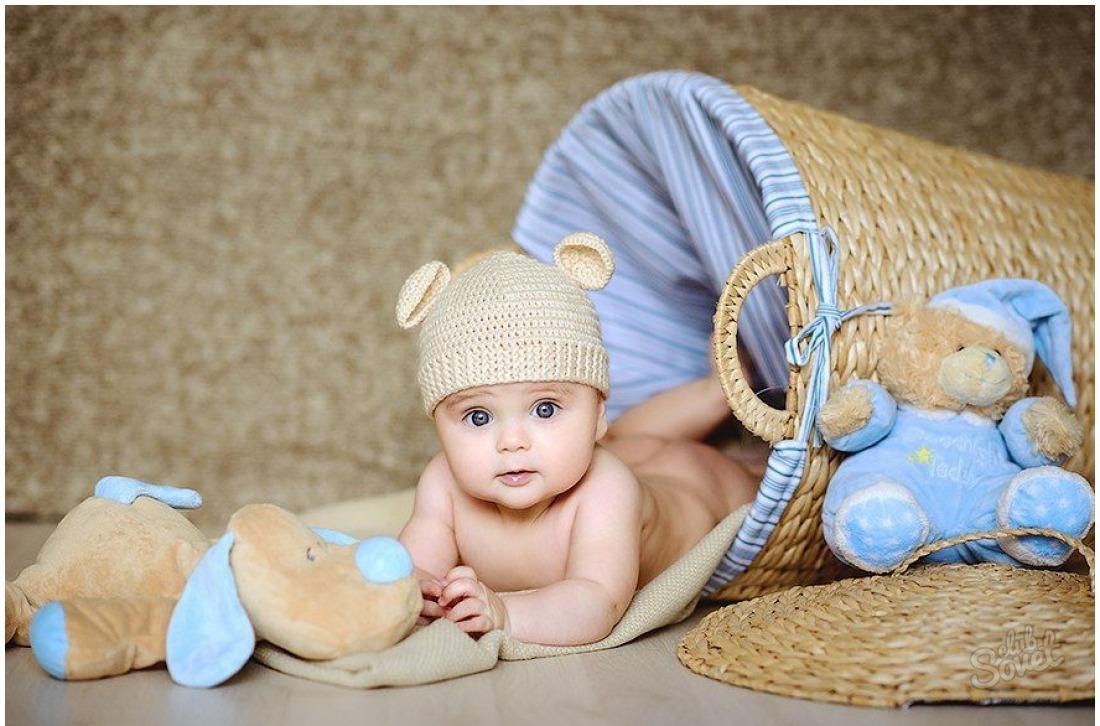 как связать шапочку для новорожденного вязание шапочки крючком или