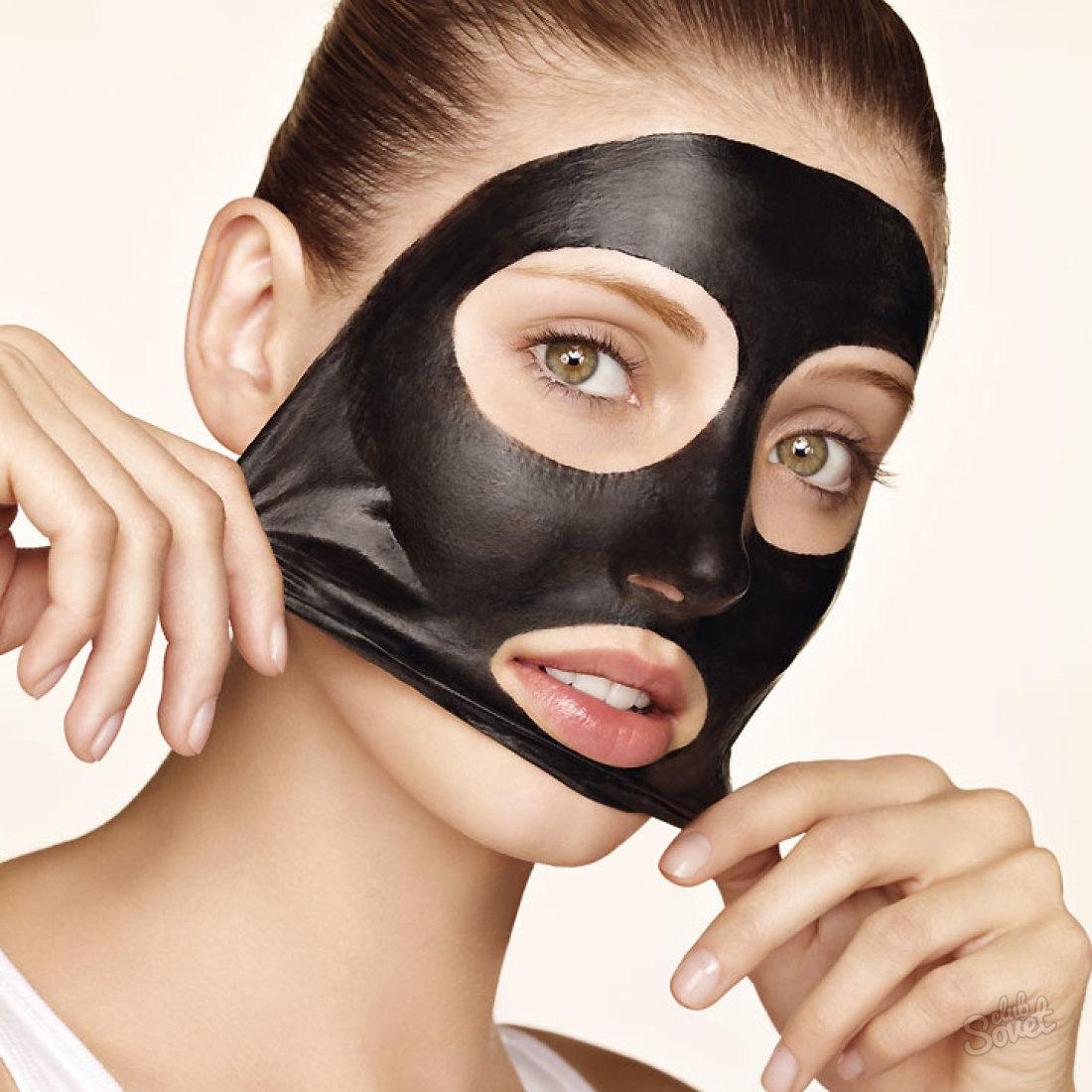 маска от черных точек картинки спешите