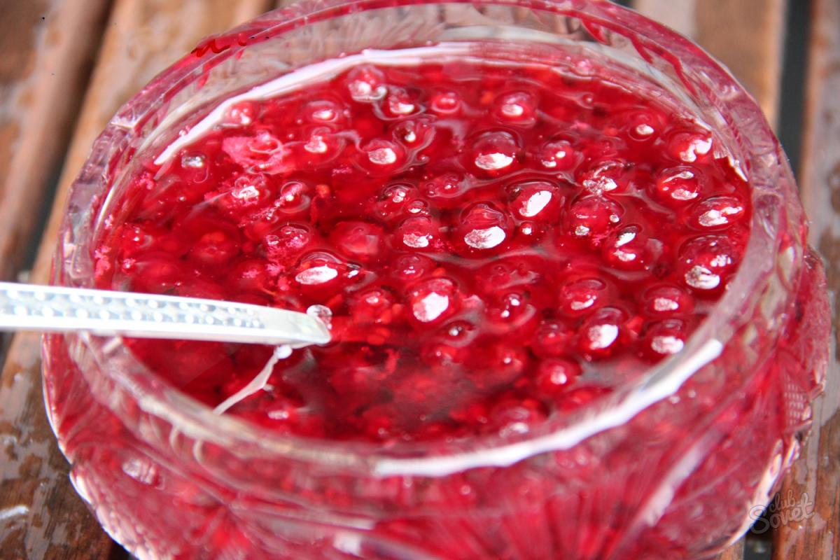 варенье из красной смородины рецепт с фото сугробы