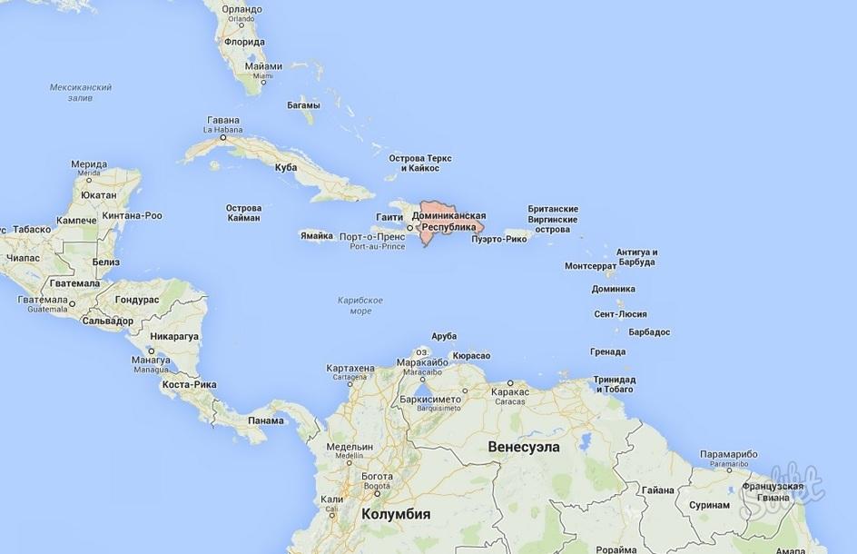 доминикана где находится на карте мира фото максимально красивые