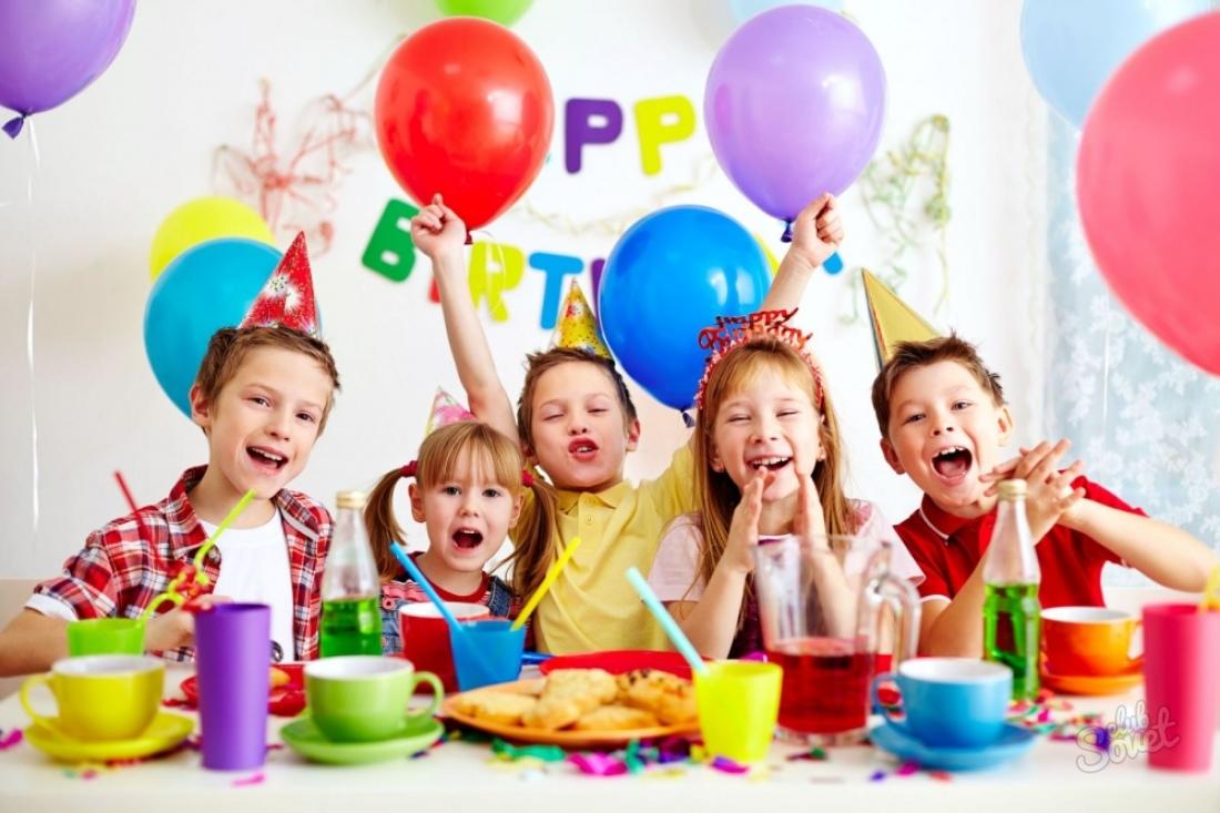 Картинки дети на день рождения